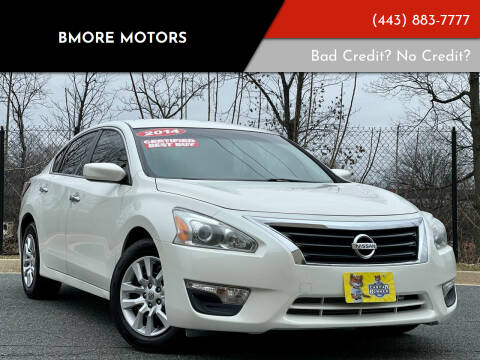 2014 Nissan Altima for sale at Bmore Motors in Baltimore MD