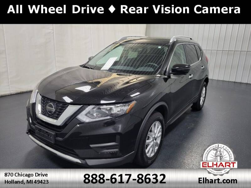 2018 Nissan Rogue for sale in Holland, MI