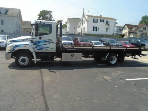 2012 Hino 258/268 for sale at Gemini Auto Sales in Providence RI
