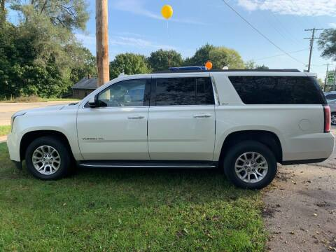 2015 GMC Yukon XL for sale at SS AUTO PRO'S in Otsego MI