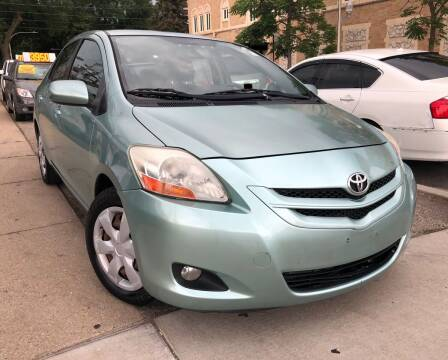 2008 Toyota Yaris for sale at Jeff Auto Sales INC in Chicago IL