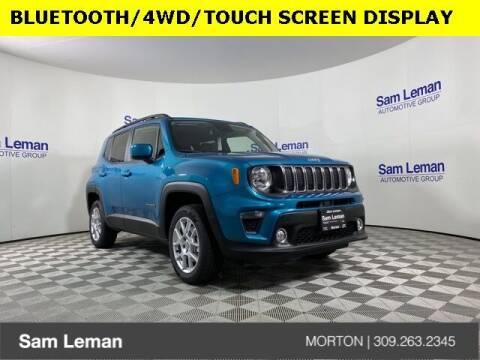 2021 Jeep Renegade for sale at Sam Leman CDJRF Morton in Morton IL