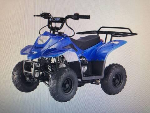 2021 TAO B110 ATVS 110CC for sale at ABC Auto Sales (Culpeper) in Culpeper VA