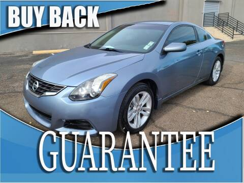 2011 Nissan Altima for sale at Reliable Auto Sales in Las Vegas NV