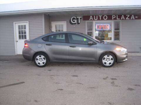2013 Dodge Dart for sale at G T AUTO PLAZA Inc in Pearl City IL