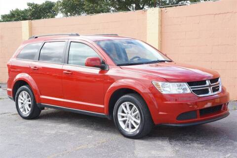 2016 Dodge Journey for sale at Concept Auto Inc in Miami FL