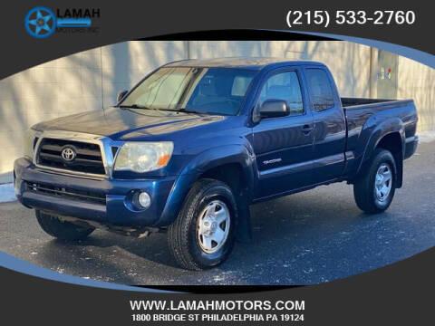 2008 Toyota Tacoma for sale at LAMAH MOTORS INC in Philadelphia PA