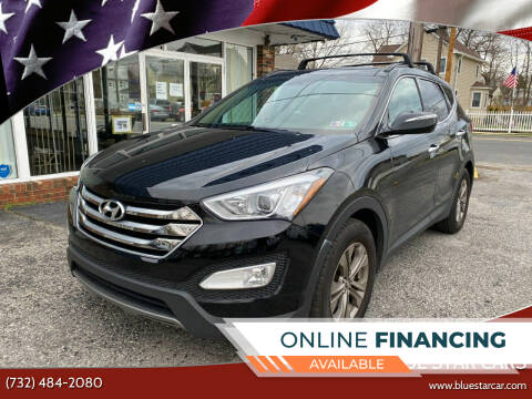 2016 Hyundai Santa Fe Sport for sale at Blue Star Cars in Jamesburg NJ