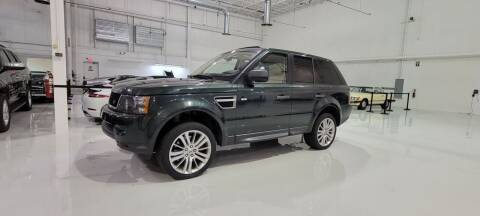 2011 Land Rover Range Rover Sport for sale at Euro Prestige Imports llc. in Indian Trail NC