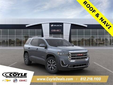 2020 GMC Acadia for sale at COYLE GM - COYLE NISSAN in Clarksville IN
