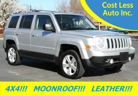 2011 Jeep Patriot for sale at Cost Less Auto Inc. in Rocklin CA
