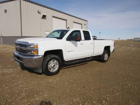 2015 Chevrolet Silverado 2500HD for sale at Nore's Auto & Trailer Sales - Vehicles in Kenmare ND