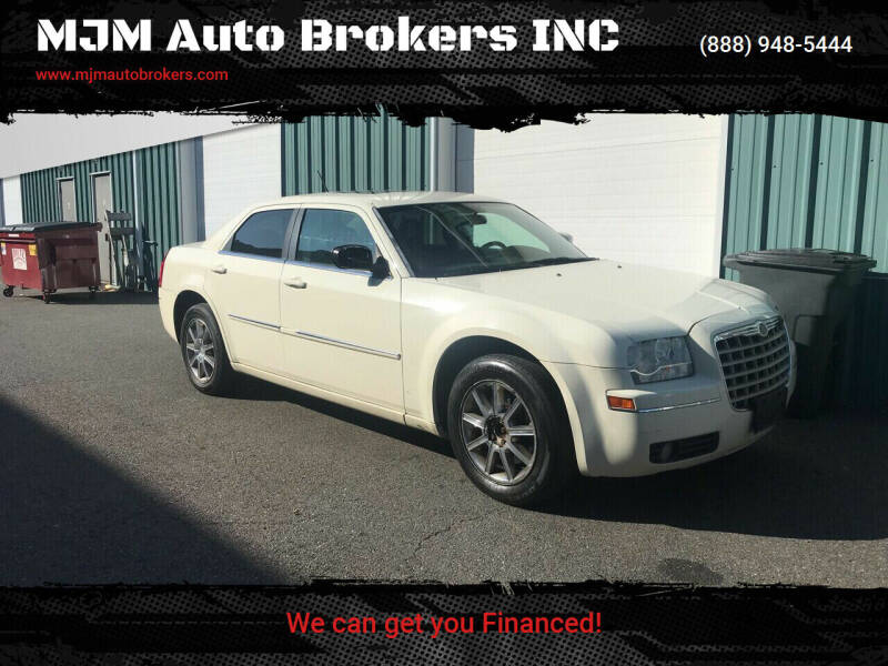 2008 Chrysler 300 for sale at MJM Auto Brokers INC in Gloucester MA