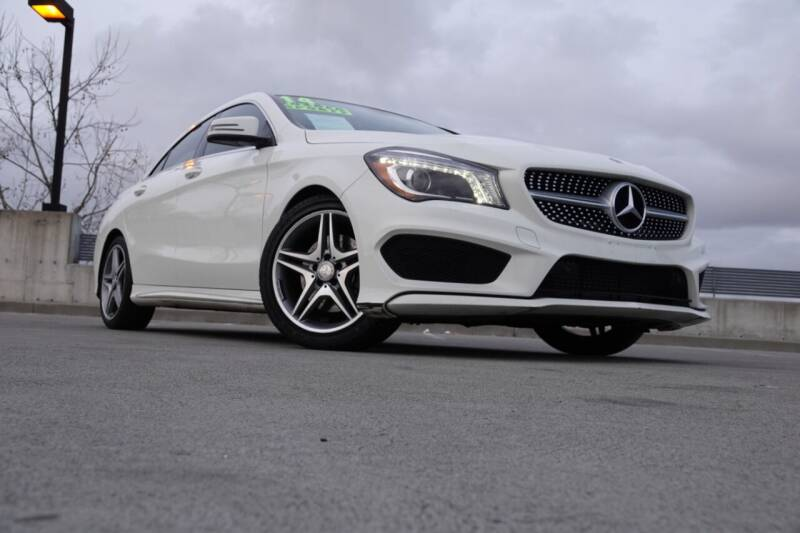 2014 Mercedes-Benz CLA for sale at BAY AREA CAR SALES in San Jose CA