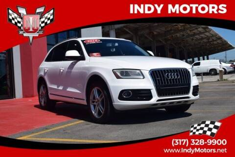 2014 Audi Q5 for sale at Indy Motors Inc in Indianapolis IN