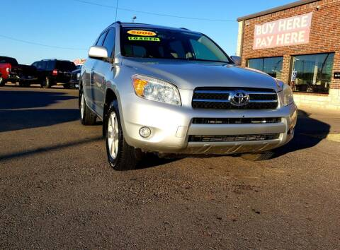 2006 Toyota RAV4 for sale at AUTO BARGAIN, INC. #2 in Oklahoma City OK