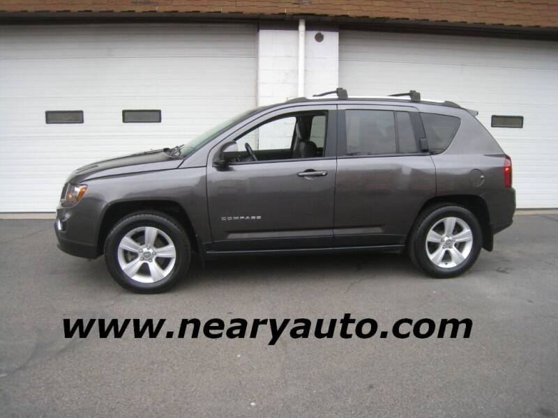 2015 Jeep Compass for sale at Neary's Auto Sales & Svc Inc in Scranton PA