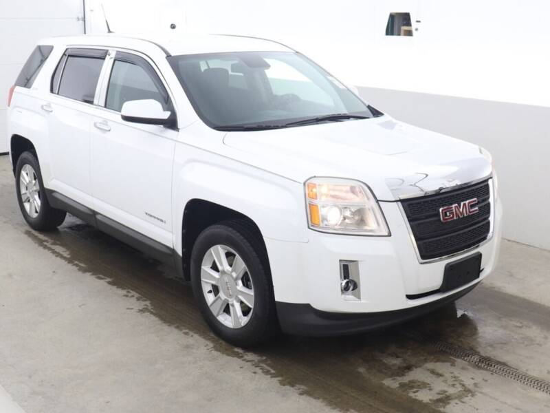 2012 GMC Terrain for sale at Xtreme Motors Plus Inc in Ashley OH