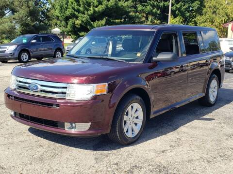 2011 Ford Flex for sale at Thompson Motors in Lapeer MI