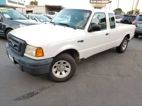 2005 Ford Ranger for sale at Universal Motors in Glendora CA