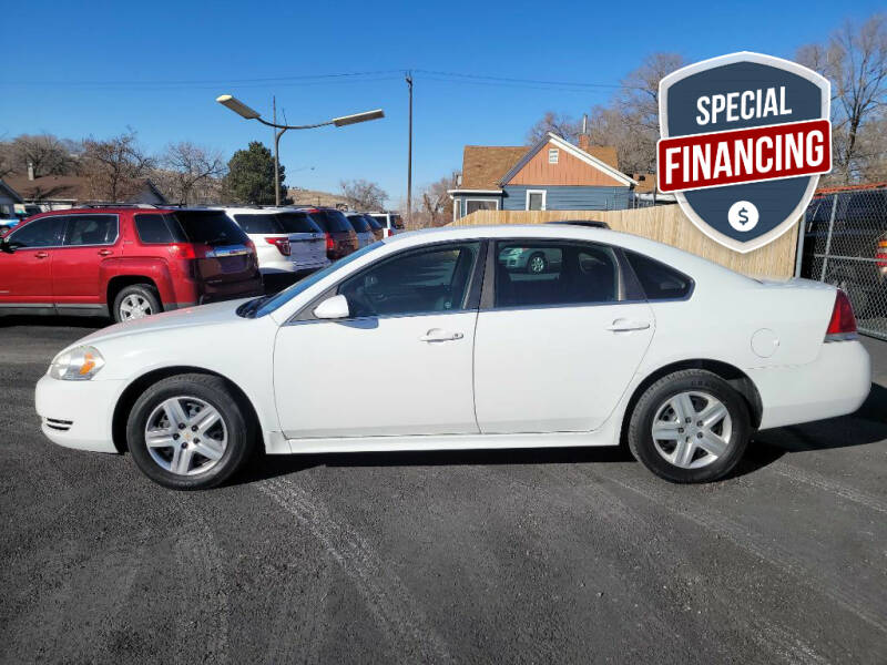 2010 Chevrolet Impala for sale at Truck 'N Auto Brokers in Pocatello ID