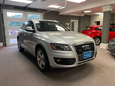 2012 Audi Q5 for sale at Advance Auto Group, LLC in Chichester NH