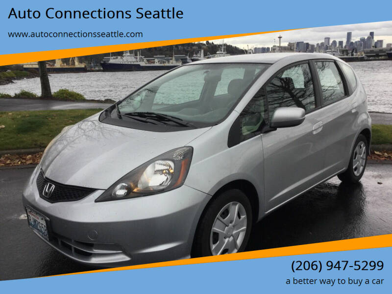 2012 Honda Fit for sale at Auto Connections Seattle in Seattle WA