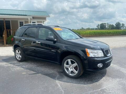 2008 Pontiac Torrent for sale at MOES AUTO SALES in Spiceland IN