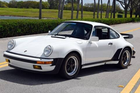 1987 Porsche 911 for sale at Classic Car Deals in Cadillac MI