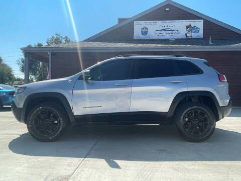 2019 Jeep Cherokee for sale at Global Automotive Imports in Denver CO