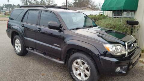 2007 Toyota 4Runner for sale at Haigler Motors Inc in Tyler TX