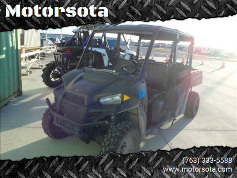 2019 Polaris Ranger for sale at Motorsota in Becker MN