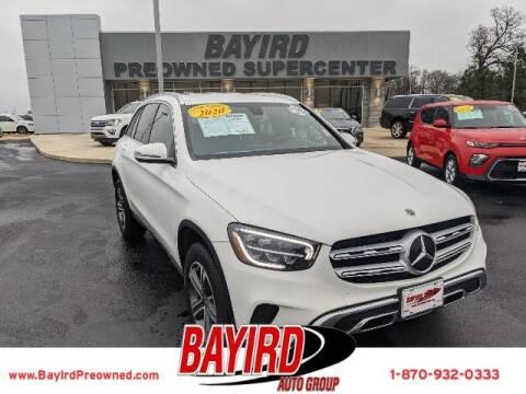 2020 Mercedes-Benz GLC for sale at Bayird Truck Center in Paragould AR