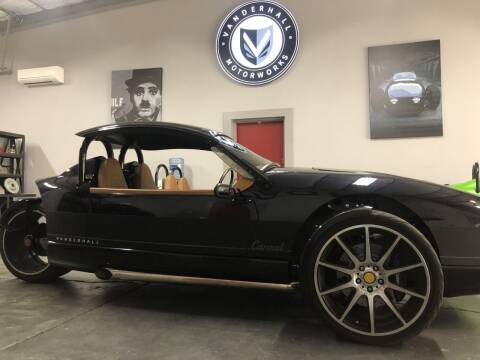 2021 Vanderhall Carmel GTS for sale at VANDERHALL OF CHICO in Chico CA