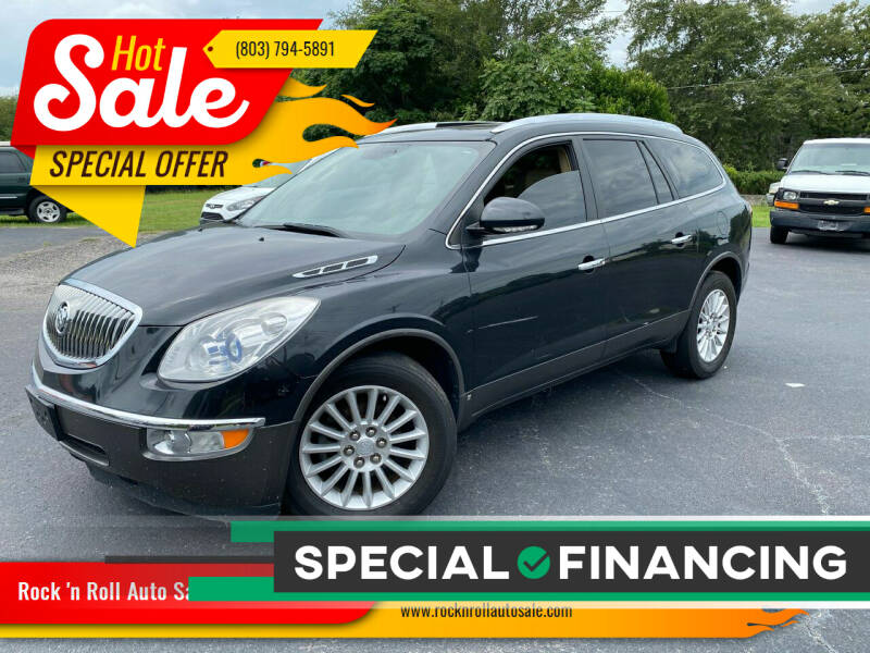 2010 Buick Enclave for sale at Rock 'n Roll Auto Sales in West Columbia SC