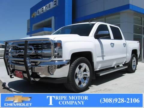 2016 Chevrolet Silverado 1500 for sale at Tripe Motor Company in Alma NE