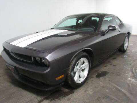 2014 Dodge Challenger for sale at Automotive Connection in Fairfield OH