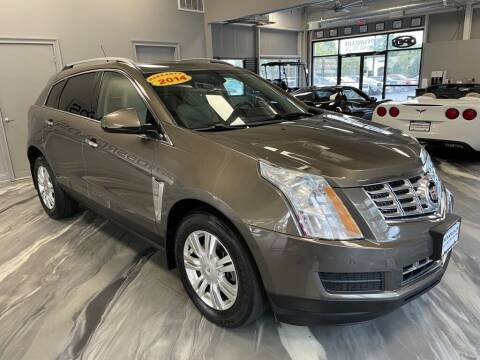 2014 Cadillac SRX for sale at Crossroads Car & Truck in Milford OH