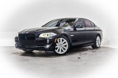 2012 BMW 5 Series for sale at CarXoom in Marietta GA