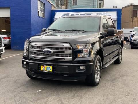 2015 Ford F-150 for sale at AGM AUTO SALES in Malden MA