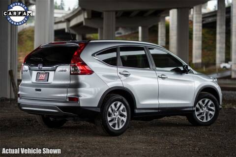 2015 Honda CR-V for sale at Friesen Motorsports in Tacoma WA