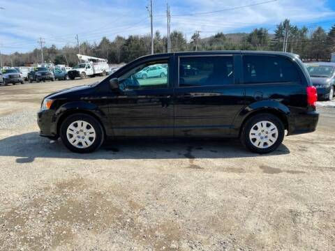 2017 Dodge Grand Caravan for sale at Upstate Auto Sales Inc. in Pittstown NY