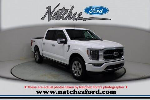 2021 Ford F-150 for sale at Auto Group South - Natchez Ford Lincoln in Natchez MS