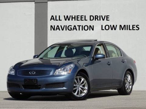 2007 Infiniti G35 for sale at Chicago Motors Direct in Addison IL