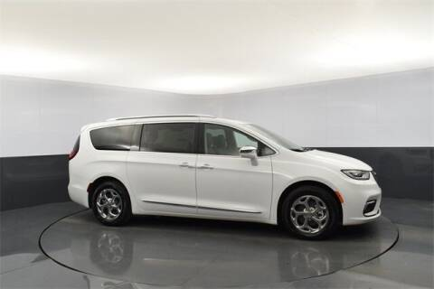 2021 Chrysler Pacifica Hybrid for sale at Tim Short Auto Mall in Corbin KY