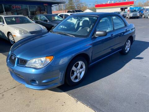 2007 Subaru Impreza for sale at Wise Investments Auto Sales in Sellersburg IN