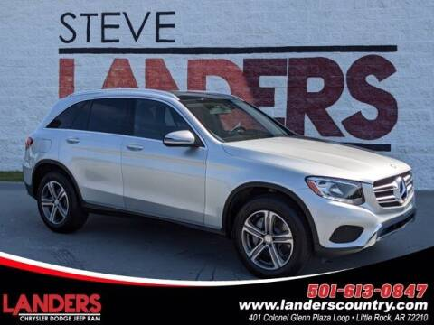 2016 Mercedes-Benz GLC for sale at The Car Guy powered by Landers CDJR in Little Rock AR