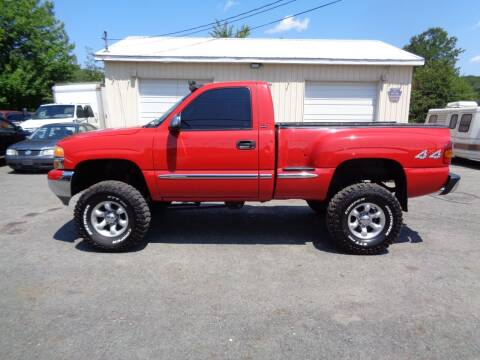 2002 GMC Sierra 1500 for sale at On The Road Again Auto Sales in Lake Ariel PA