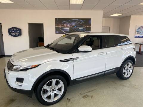 2013 Land Rover Range Rover Evoque for sale at Used Car Outlet in Bloomington IL