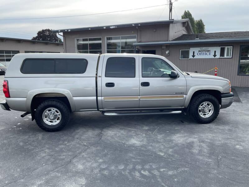 2003 Chevrolet Silverado 1500HD for sale at Westside Motors in Mount Vernon WA